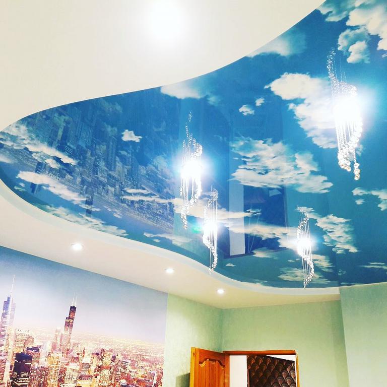 фотопечать на натяжной потолок белгород наличии широкий выбор