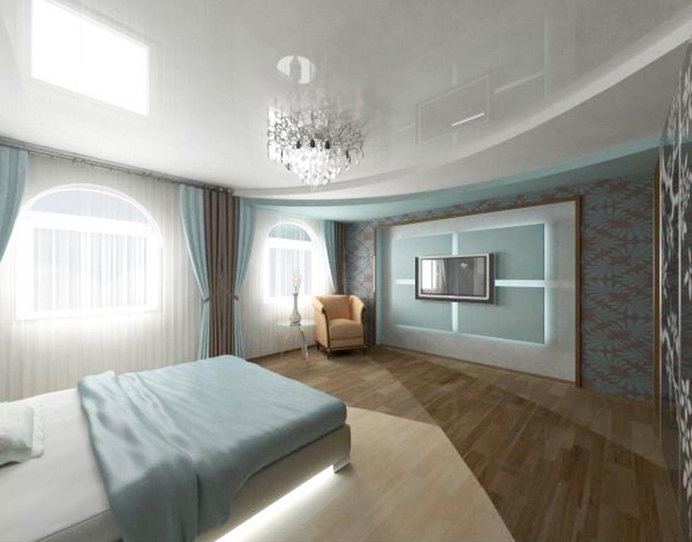 упреждения двухуровневые натяжные потолки для спальни фото многие